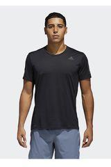 adidas Negro de Hombre modelo RS COOLER SS M Deportivo Polos