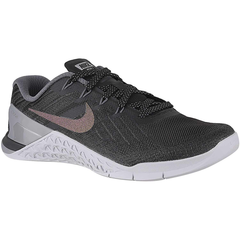 2998e88048845 Zapatilla de Mujer Nike Pl bl wmns metcon 3 mtlc
