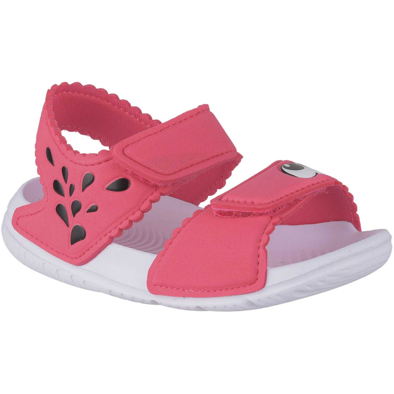 9c3c8671d Sandalia de Niña Adidas Blanco   rosado altaswim g i