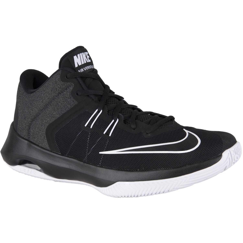 24152ebb97 Zapatilla de Hombre Nike Negro   blanco air versitile ii ...