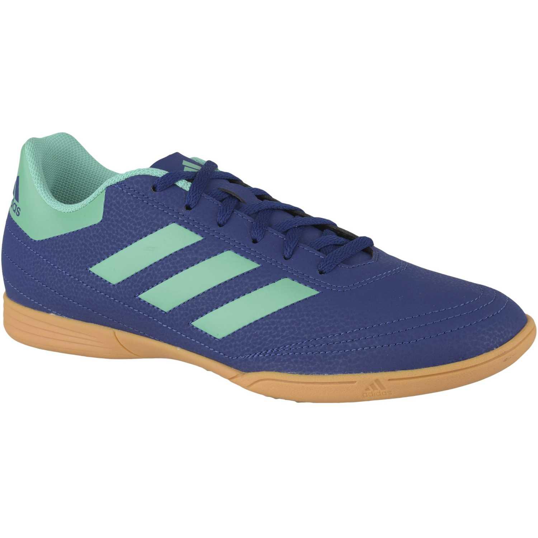 hot sale online 74c6f 070c1 Zapatilla de Hombre Adidas Azul es goletto vi in