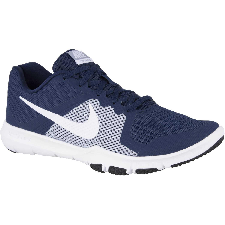 Zapatilla de Hombre Nike Azul / blanco flex control