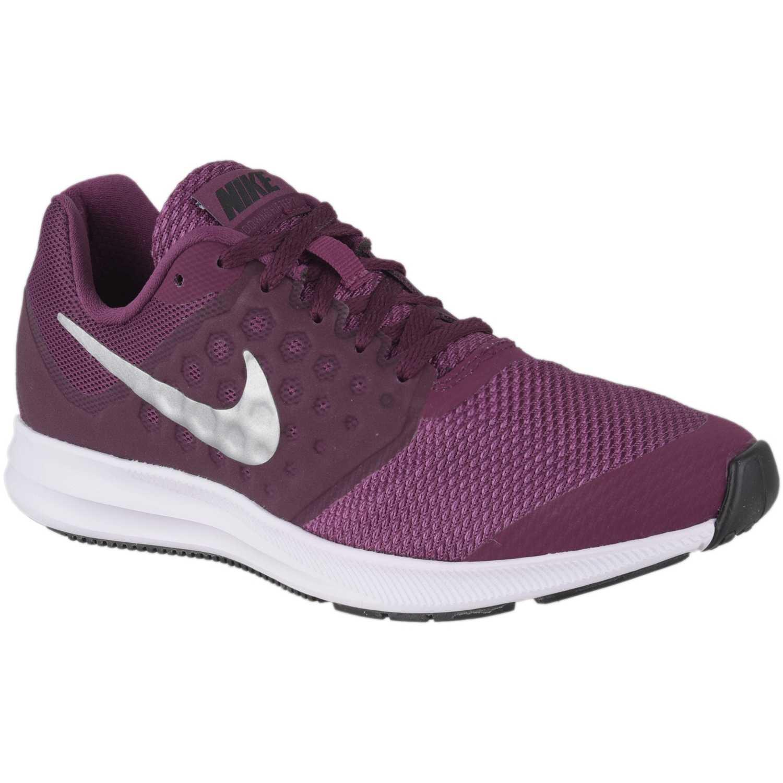 Zapatilla de Jovencita Nike MRD/PLAT downshifter 7 gg