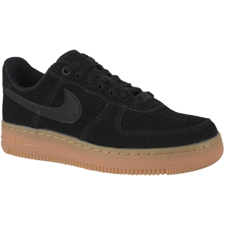 a34a26e4021c1 Zapatilla de Mujer Nike Negro   marrón wmns air force 1 07 se ...