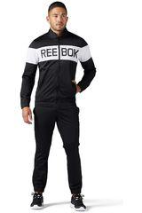 Reebok NEG de Hombre modelo TS CUFFED TRACKSUIT Deportivo Buzos