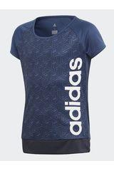 Adidas Acero de Niña modelo YG GU TEE Polos Deportivo