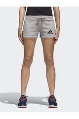 adidas Gris de Mujer modelo ESS SOLID SHORT Deportivo Shorts