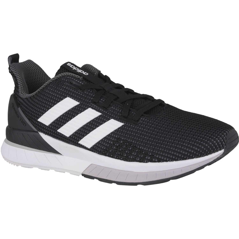 online store 4bbd4 441bf Zapatilla de Hombre Adidas Negro  blanco questar tnd