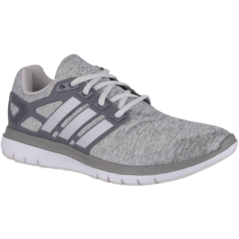 on sale 6ac16 e16ef Zapatilla de Mujer Adidas Gris  plomo energy cloud v