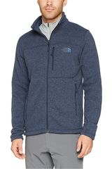 The North Face Navy de Hombre modelo M GORDON LYONS FULL ZIP Casacas Casual