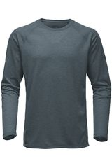 The North Face Azul de Hombre modelo M PLAITED CRAG CREW Poleras Casual