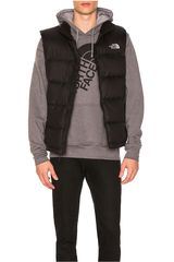 The North Face Negro de Hombre modelo M NUPTSE VEST Casual Chalecos