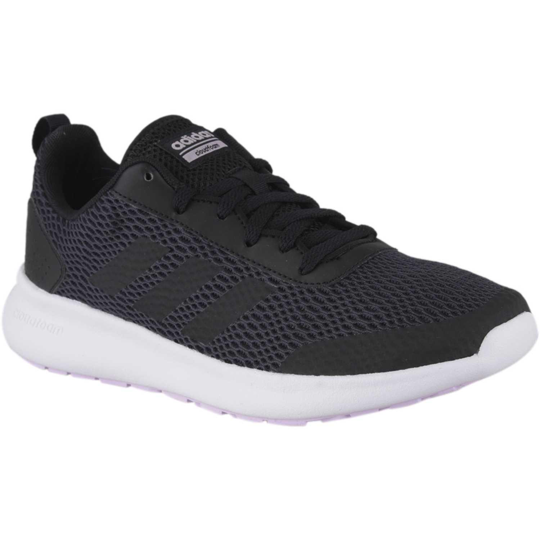 huge discount 82163 406d6 Zapatilla de Mujer Adidas Negro  plomo element race