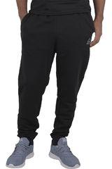 Reebok Negro de Hombre modelo EL FT CUFF PANT Deportivo Pantalones