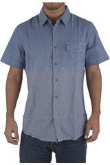 Camisa de Hombre Dunkelvolk SEASAON Azul