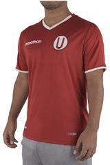 Marathon Rojo de Hombre modelo AWAY Deportivo Camisetas Polos