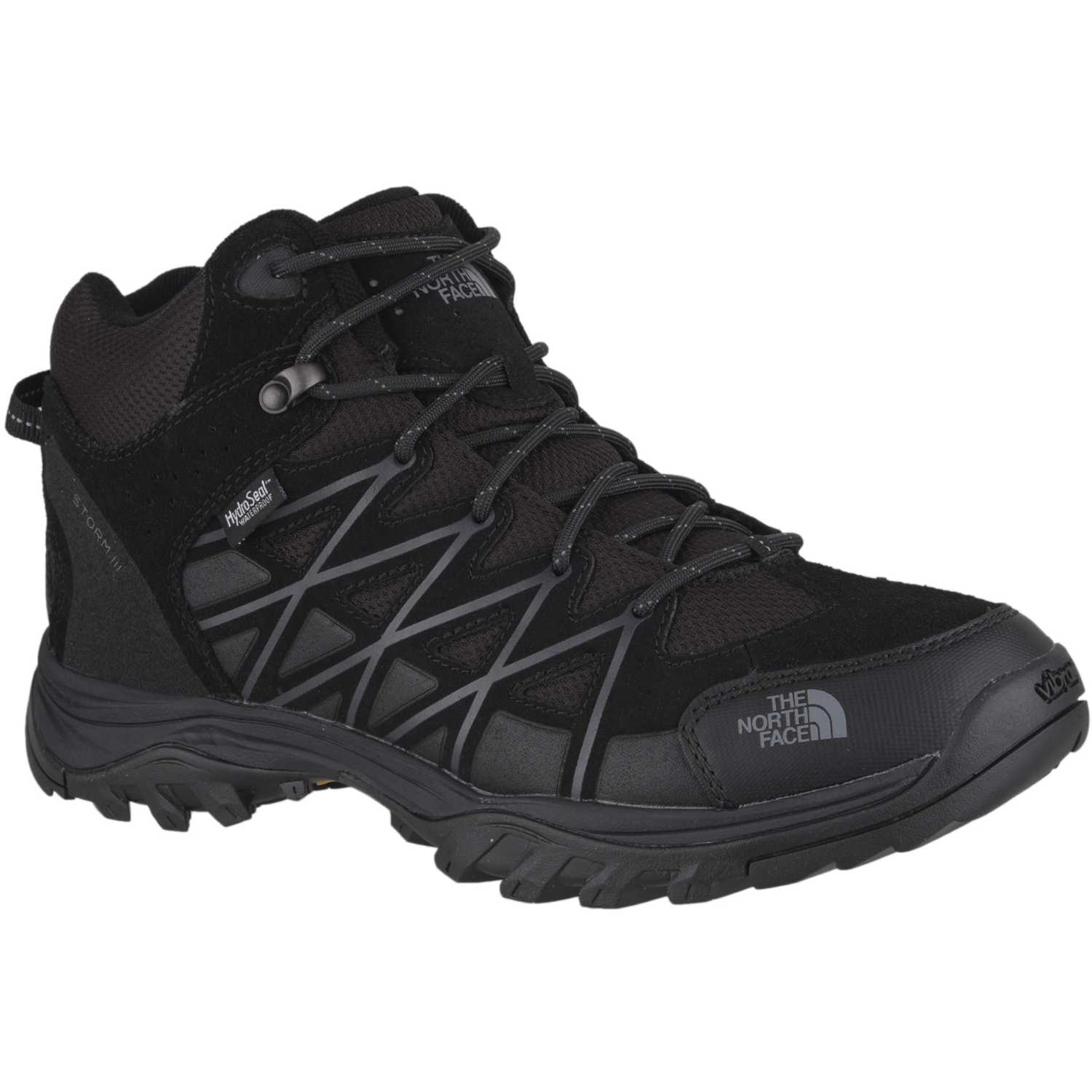 the north face zapatilla outdoor hombre m storm wp
