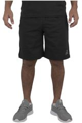 Reebok Negro de Hombre modelo US PERF WVN S Deportivo Shorts