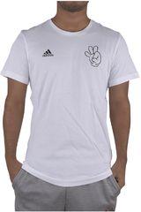 adidas Blanco de Hombre modelo Mascot Inspired Deportivo Polos