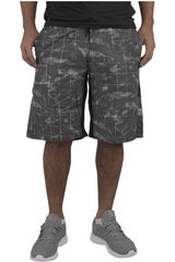 Reebok Negro de Hombre modelo RC SUPER NASTY TACTICAL Shorts Deportivo