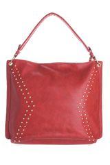 Cartera Casual de Mujer Platanitos Rojo 8773