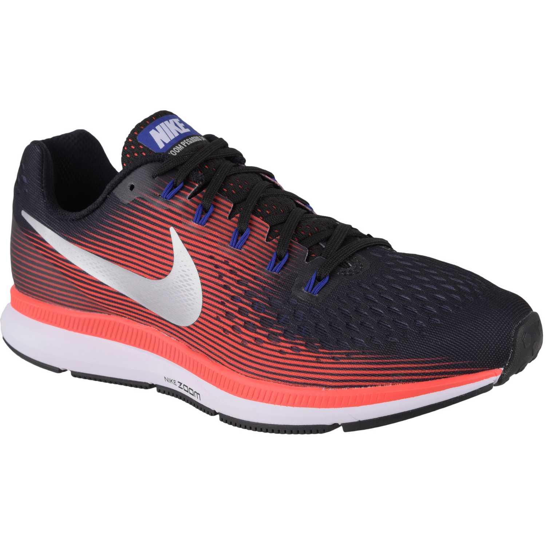 low priced d702d 765f7 Zapatilla de Hombre Nike Negro   rojo air zoom pegasus 34