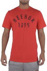 Reebok Rojo de Hombre modelo REEBOK 1895 Deportivo Polos
