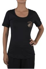 Everlast Negro / Rosado de Mujer modelo POLERA BASIC Polos Deportivo