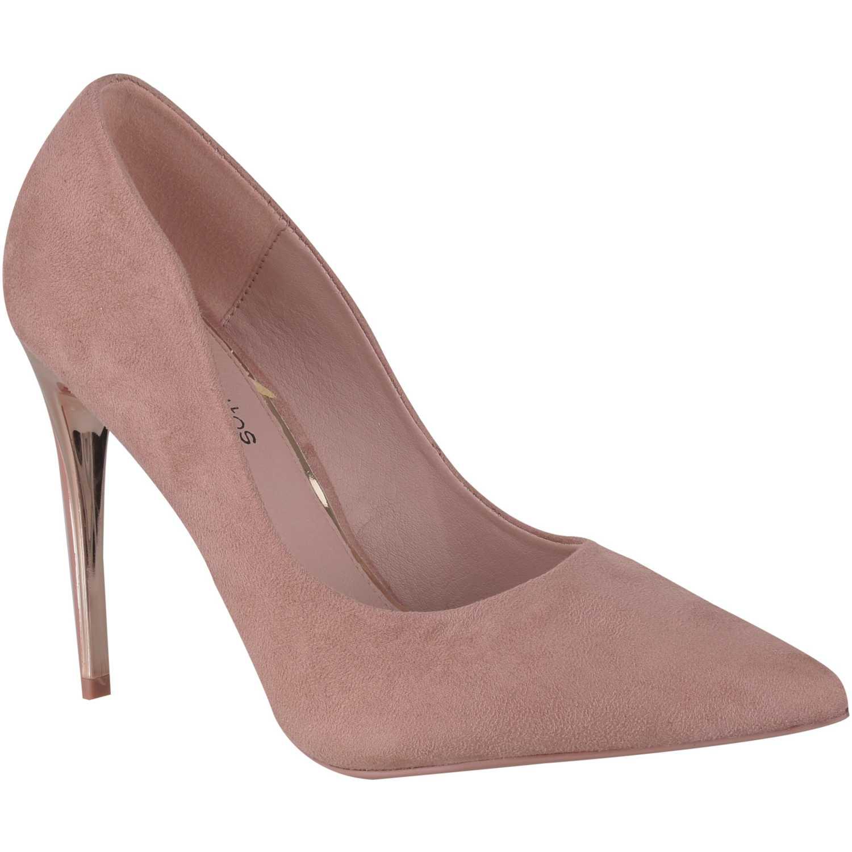Calzado de Mujer Platanitos Rosado cv 121g
