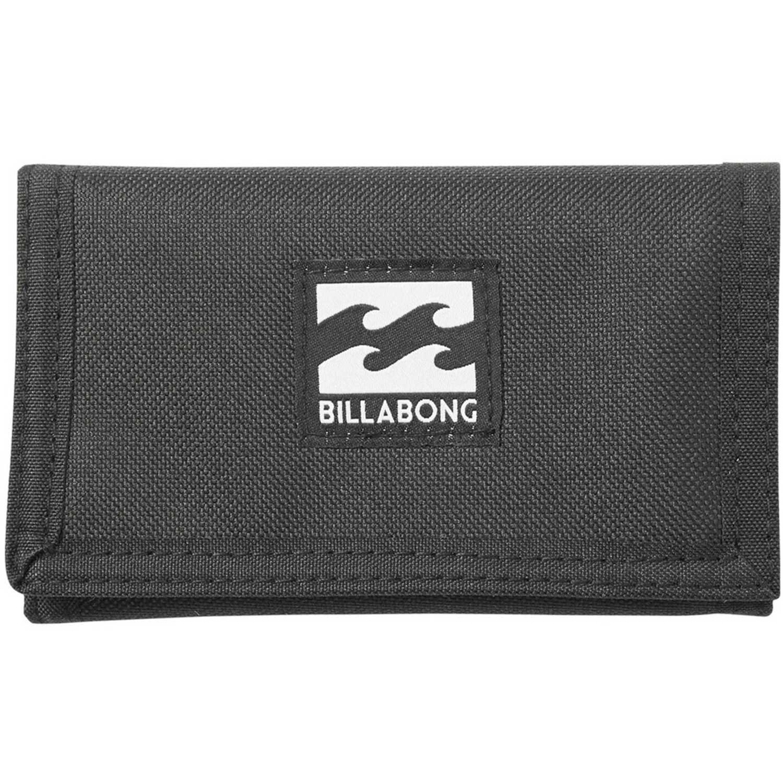Billetera de Hombre Billabong Gris / blanco atom wallet