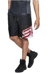 Under Armour Azul / rojo de Hombre modelo SC30 Core 11in Short Shorts Deportivo