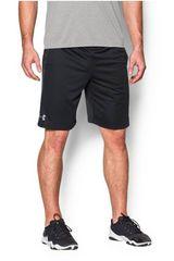 Under Armour Negro /Gris de Hombre modelo UA TECH MESH SHORT Deportivo Shorts