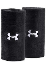Muñequera de Hombre Under Armour Negro / blanco ua 6'' performance wristband