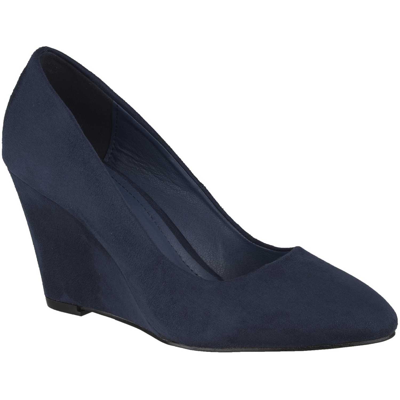 Calzado de Mujer Platanitos Azul cw 3668