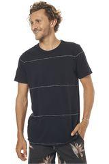 Billabong Negro de Hombre modelo BANTER SS CREW Casual Polos