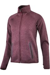 Columbia Burgundy de Mujer modelo HEATHER LEDGE JACKET Deportivo Casacas