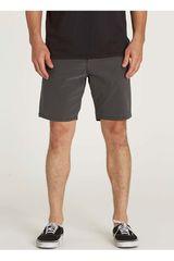 Billabong Negro de Hombre modelo NEW ORDER X OVERDYE Shorts Casual