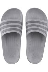 adidas Gris / Plomo de Hombre modelo DURAMO SLIDE Playeras Deportivo Sandalias