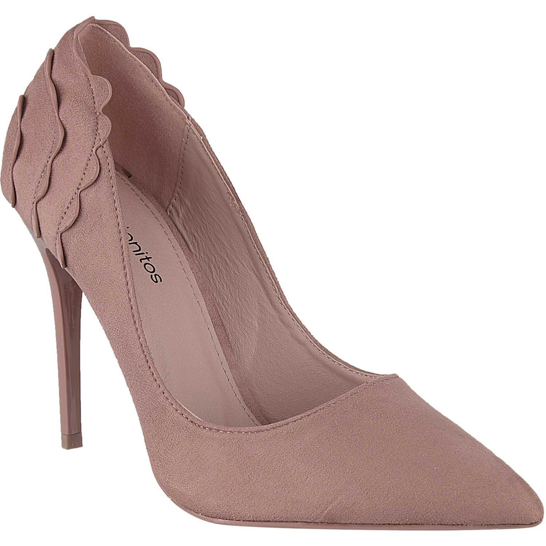 Calzado de Mujer Platanitos Rosado cv 3191