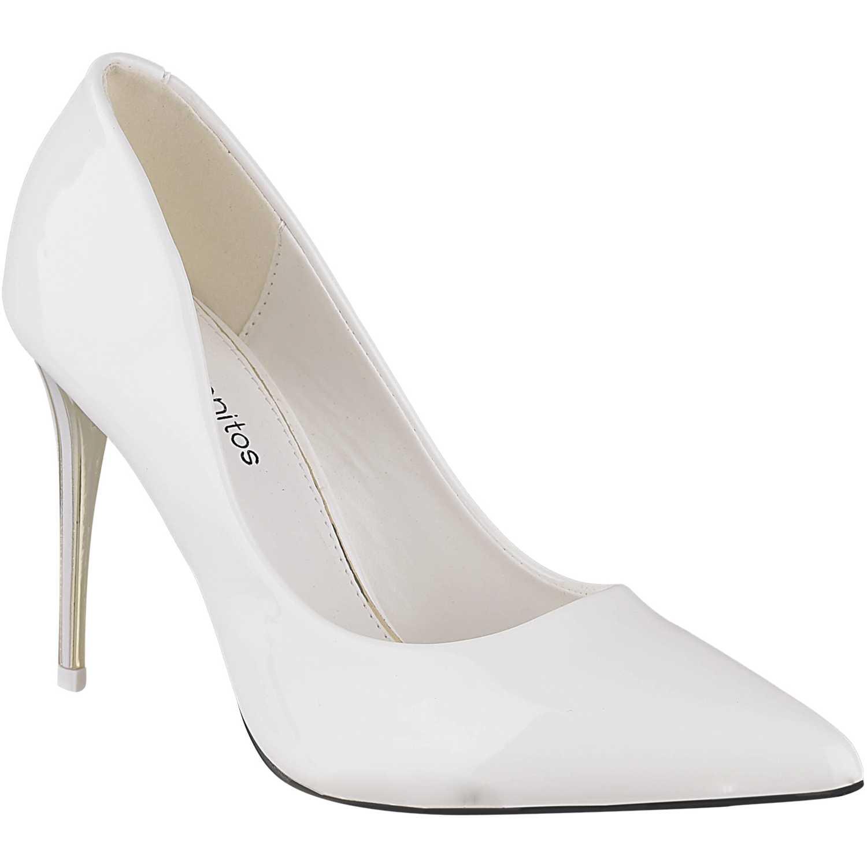 Calzado de Mujer  Blanco cv 4263