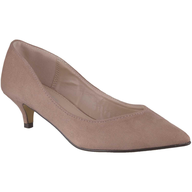 Calzado de Mujer Platanitos Rosado cv 1