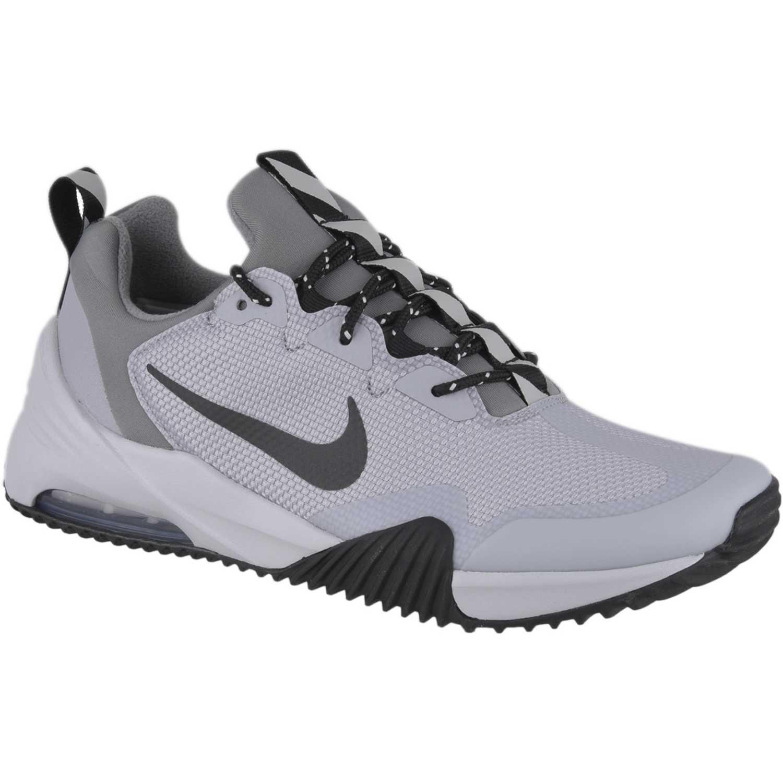 1e738cf553b0a Zapatilla de Hombre Nike Gris   blanco air max grigora
