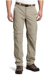 Pantalón de Hombre Columbia Beige am8004-tk2
