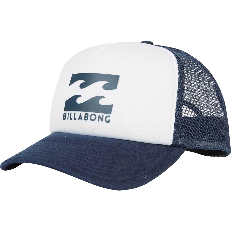 d31bca0326547 Gorro de Hombre Billabong Blanco   Azul podium trucker