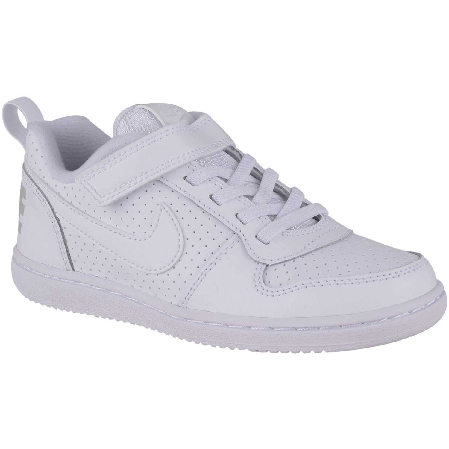 Calzado de Niño Nike Blanco nk court borough low bpv  9f9fc59a048