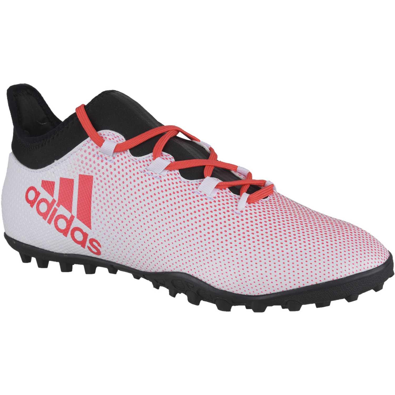 Zapatilla de Hombre Adidas Blanco   rojo x tango 17.3 tf ... b38269c2e5966