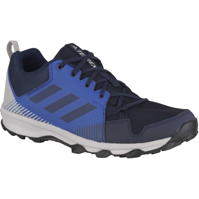 buy online cf6fd e04c2 Zapatilla de Hombre Adidas Acero   azul terrex tracerocker