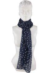 Platanitos Azul de Mujer modelo YLBL-A2310 Bufandas