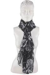 Platanitos Negro de Mujer modelo YLBL-A2367 Bufandas