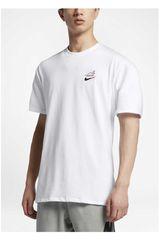 Nike Blanco de Hombre modelo M NK SB DRY TEE DF SKYSCRPR Polos Deportivo